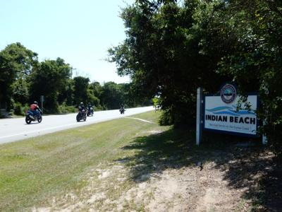 Indian Beach police report more speeding on Highway 58