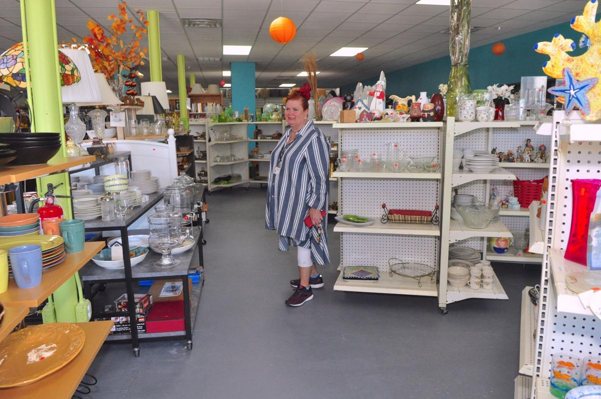 Hope Mission thrift store to open Monday