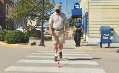 Beaufort observes crosswalk, pedestrian safety program
