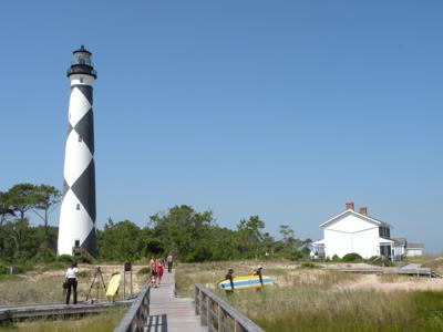 Cape Lookout, Croatan Forest may receive federal funds from bipartisan legislation