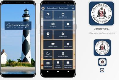 County unveils website redesign, launches mobile app