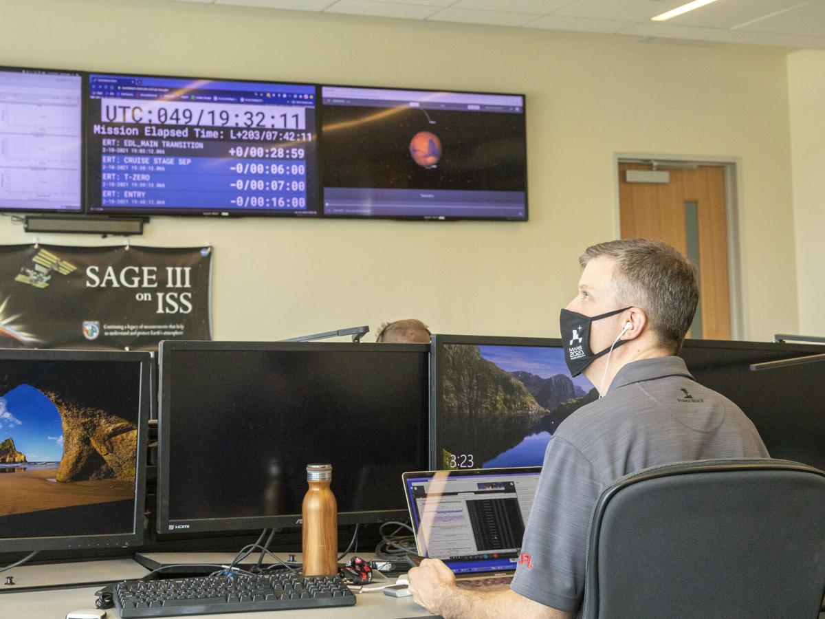 Former Beaufort resident helps land 2 NASA rovers on Mars