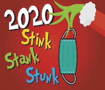 Unsuccessful Grinch: 2020 and the pandemic
