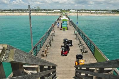 Emerald Isle's landmark Bogue Inlet Fishing Pier up for sale