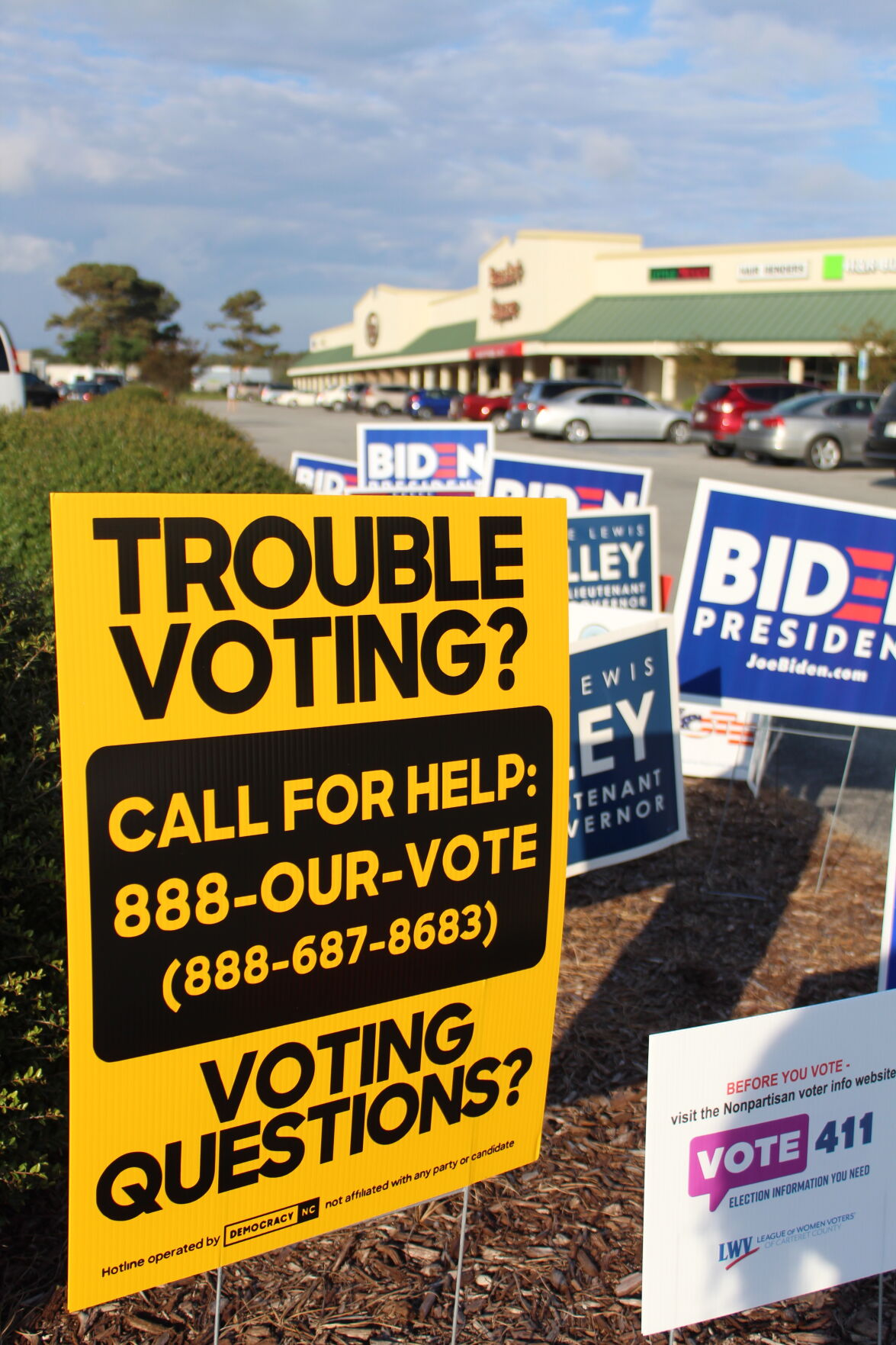 With capacity limits, cleaning procedures ready, officials to open early voting sites Thursday