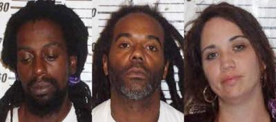 Search warrant leads to arrests in Thursday drug bust