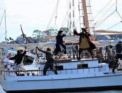 Blackbeard's Pirate Jamboree on Ocracoke Island set Oct. 29-30