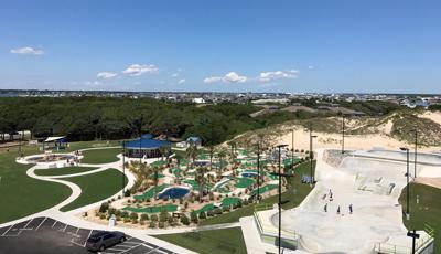 Atlantic Beach to reopen community park Saturday