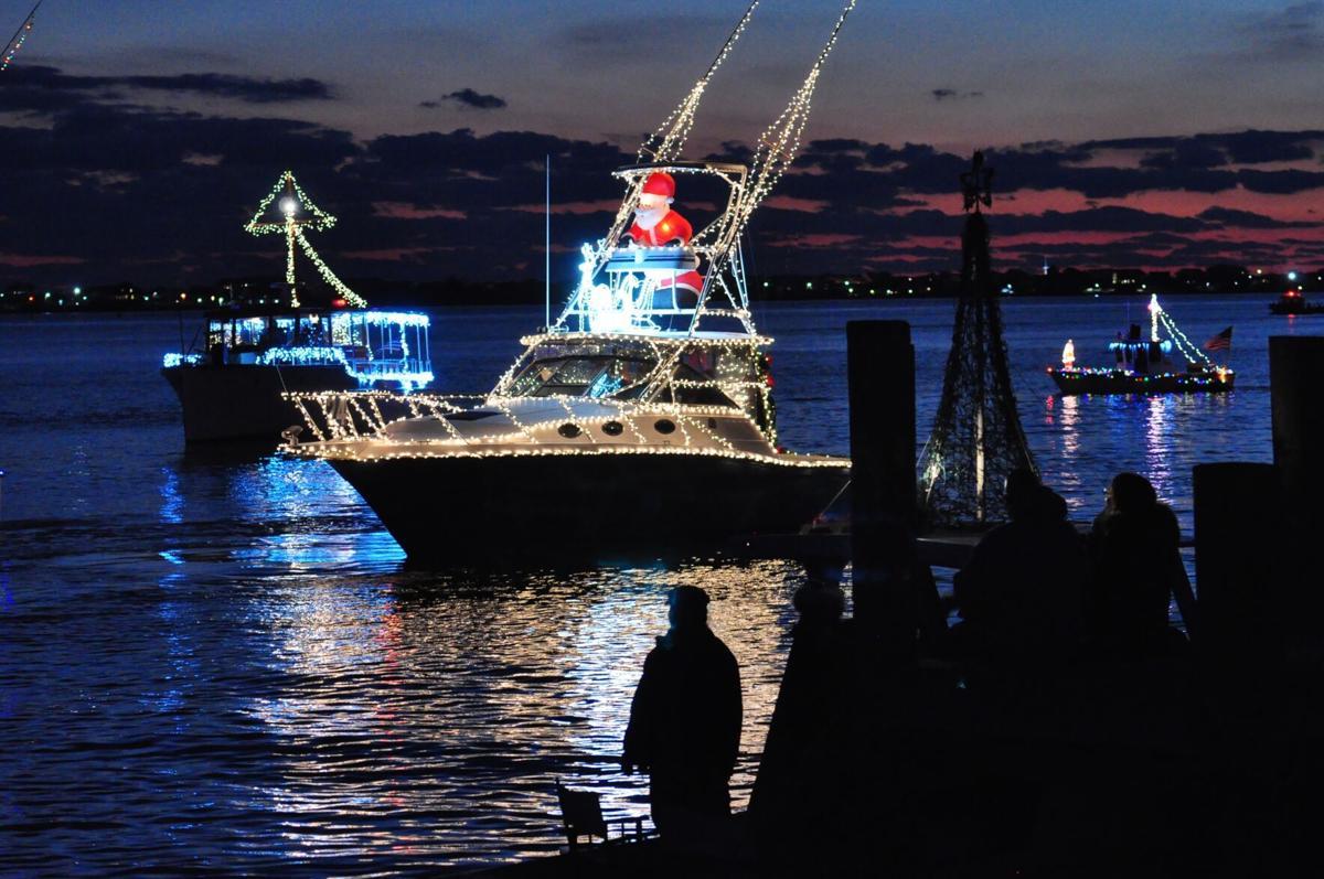 2020 Crystal Coast Christmas Flotilla