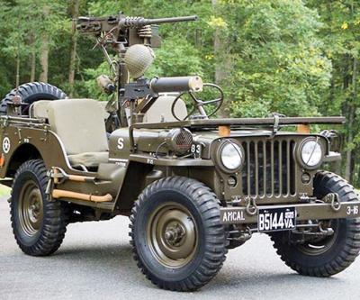 FEATURE: Restoring classic cars, military jeeps requires skill, more