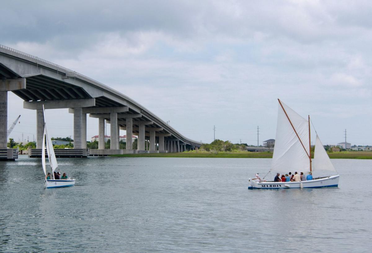 GALLERY: Crystal Coast celebrates Maritime Day 2021