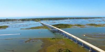 NCDOT plans overnight lane closures for Emerald Isle bridge beginning Sunday