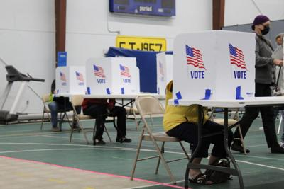 Ballots are cast, but counting will resume next week in North Carolina