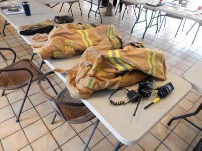 Fire chief says town needs new equipment