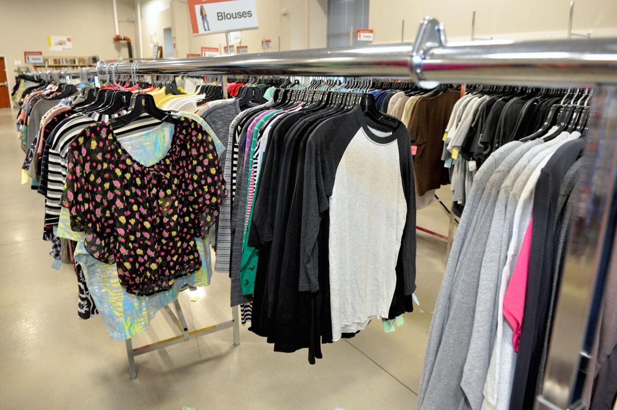 Salvation Army thrift store in Morehead City in need of clothing donations