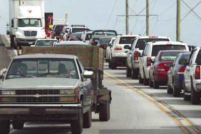 NCDOT resumes work on several Carteret County area transportation projects