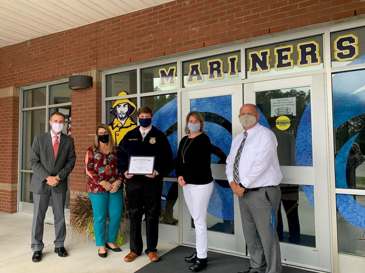 CC schools nominates 2 students for presidential scholar program