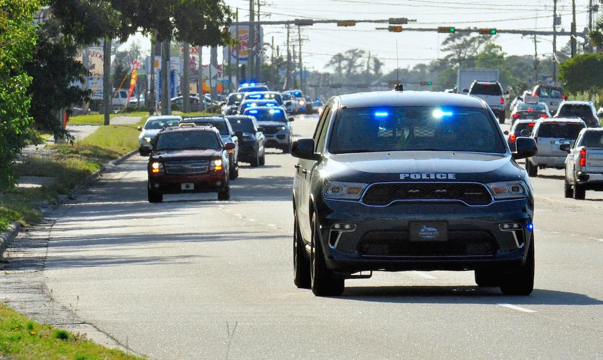 GALLERY: Memorial ride, ceremony honor fallen law enforcement officers