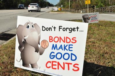 County voters pass school bond referendum