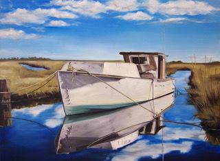 Paintings by Michelle Johnson Fairchild
