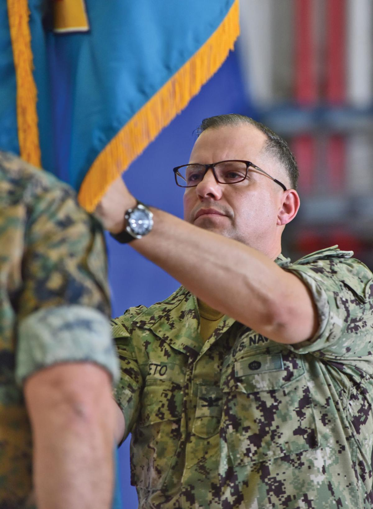 Capt. Mark Nieto