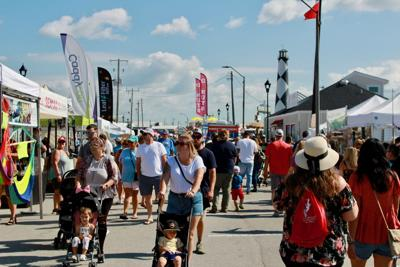 Tradition continues: NC Seafood Festival returns to Morehead City waterfront for 2021 celebration