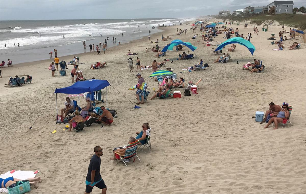 Emerald Isle's western beach access unlikely to open Friday