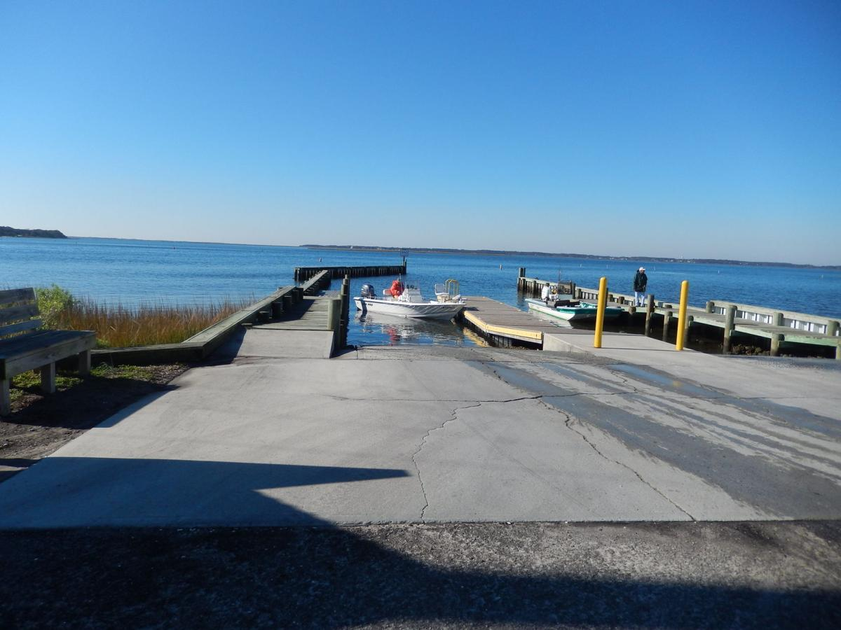 The Straits Landing Channel