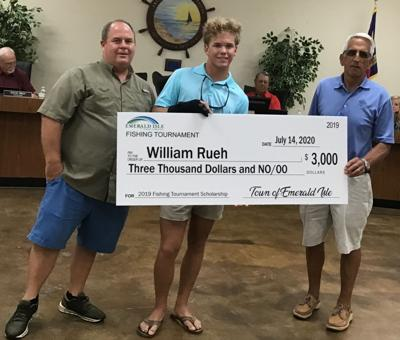 Emerald Isle seeks TDA money for fishing tournament