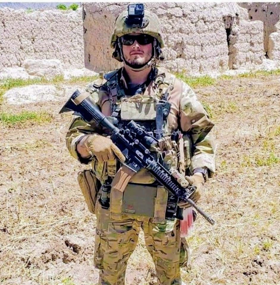 Gold Star father recounts son's life, legacy