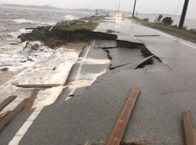 Outer Banks communities weather storms, sickness