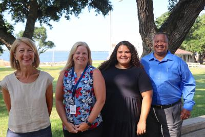 Gaitan receives 2021 Governor's NC Works Award of Distinction