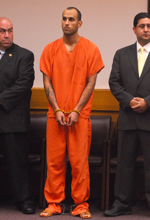 Three accused in double homicide