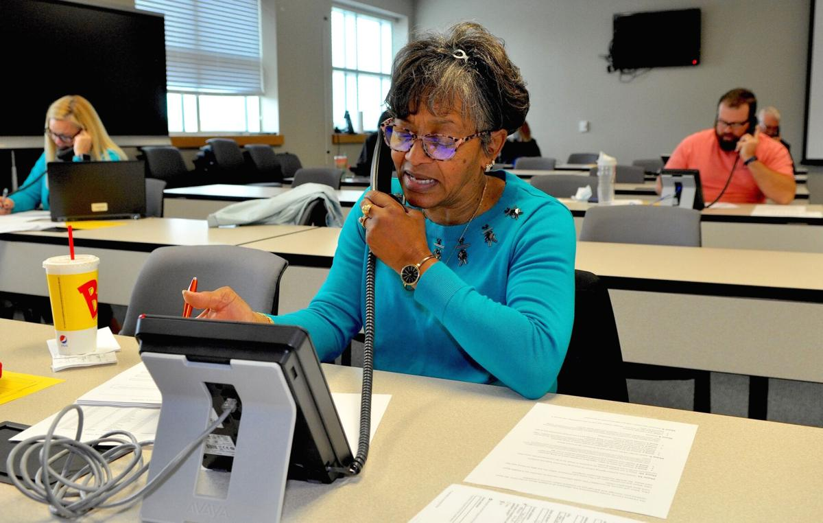 County opens phone bank to handle high volume of COVID-19 vaccination calls