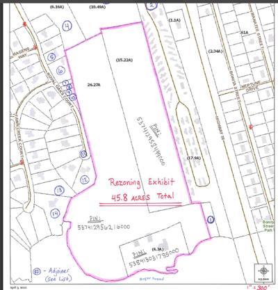 Cedar Point board delays vote on Ennett property rezoning