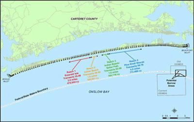 Engineers nix proposal for Bogue Banks nourishment | News ... on pamlico sound, edison county map, dare county, seagate map, outer banks map, washington county, onslow county, wayne county, morehead city, craven county, lincoln county, hyde county, jones county, pitt county, elm city map, emerald isle, pemberton county map, westwood county map, currituck county, beaufort county, edgewater county map, duplin county, magnolia county map, dayton county map, roosevelt county map, bergenfield county map, whiteville city map, kingsbury county map, beaufort map, lee county, englewood county map, audubon county map, trenton county map, cape lookout, indian beach, west long branch county map,