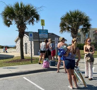 Emerald Isle reports new parking system off to smooth start; customers give mixed reviews