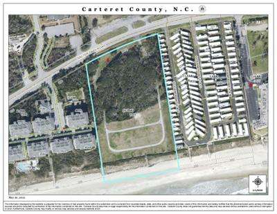 Indian Beach board hires attorney to review proposed Salter Path Road townhouse project