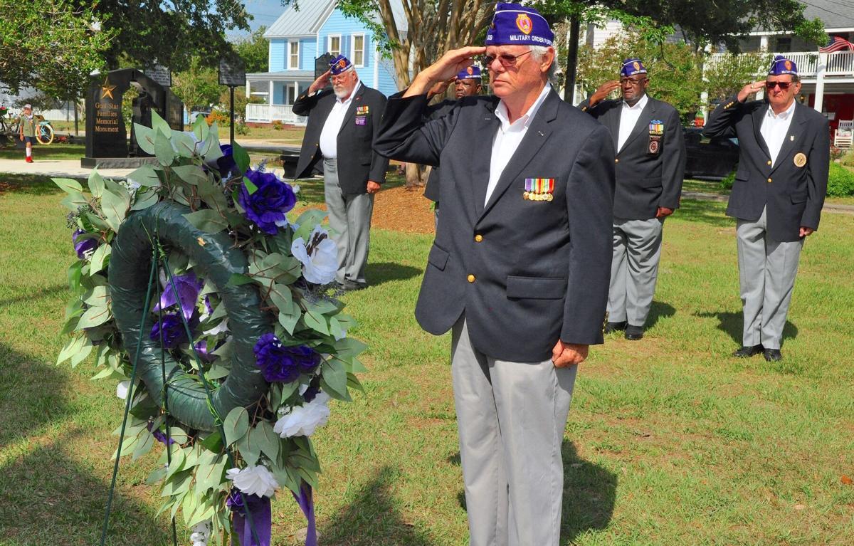 GALLERY: Veterans groups, more honor fallen heroes during Memorial Day ceremony