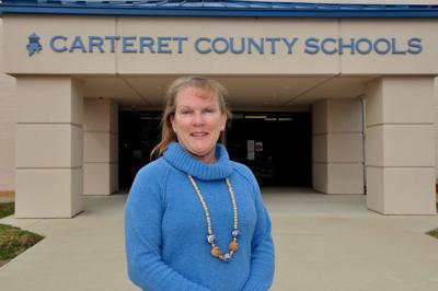 Nance, longtime Carteret County Schools public information officer, to retire