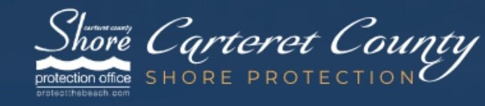 CARTERET COUNTY SHORE PROTECTION OFFICE LOGO