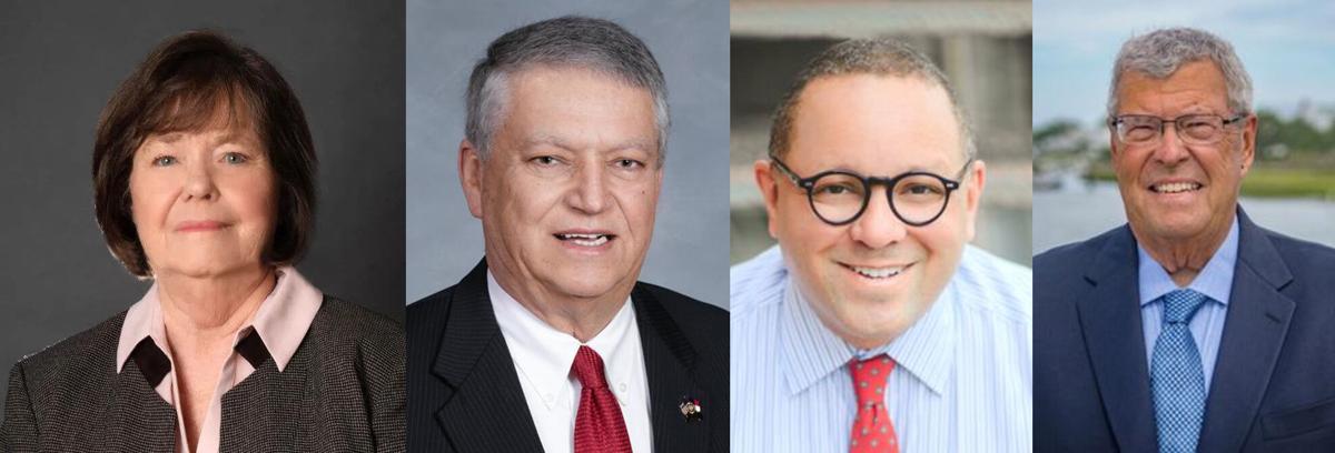 State legislative candidates talk schools, health insurance at LWV forum