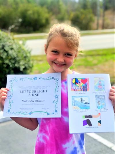 Crystal Coast Reading Council hosts Young Authors' Celebration