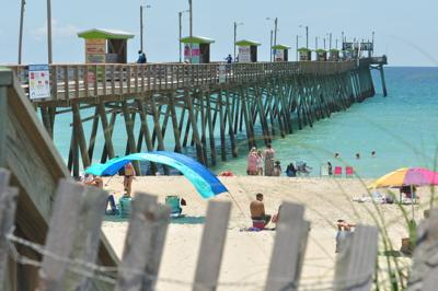 Emerald Isle calls off search for potential missing swimmer, no individual found
