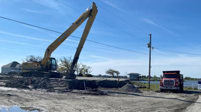 Contractor completes Deer Creek, Old Ferry Channel dredging work