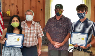Gloucester Community Center awards 2 scholarships