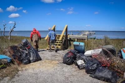 NC Coastal Federation receives grant for debris, vessel cleanup efforts
