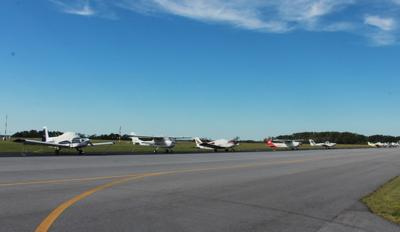 Airport authority adjusts hangar rental rates, introduces option for annual increases