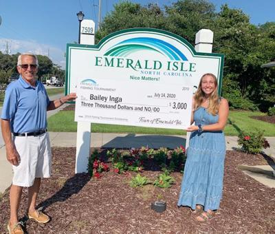 Emerald Isle Fishing Tournament awards $3,600 scholarship