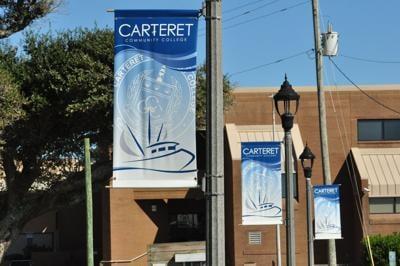 CARTERET COMMUNITY COLLEGE STOCK
